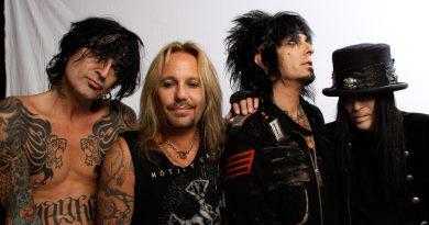 Mötley Crüe:Aprenda A Tocar Shout At the Devil